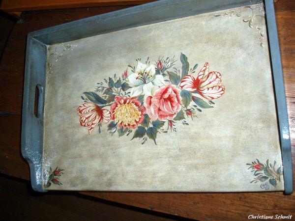 Album - Peintures-sur-bois