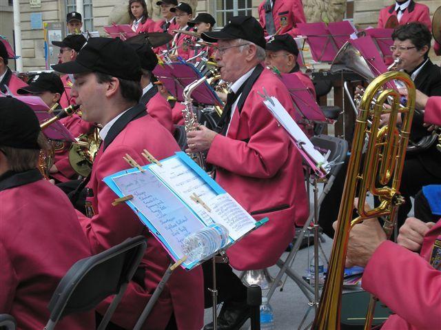 Concert du Dimanche Place Foch