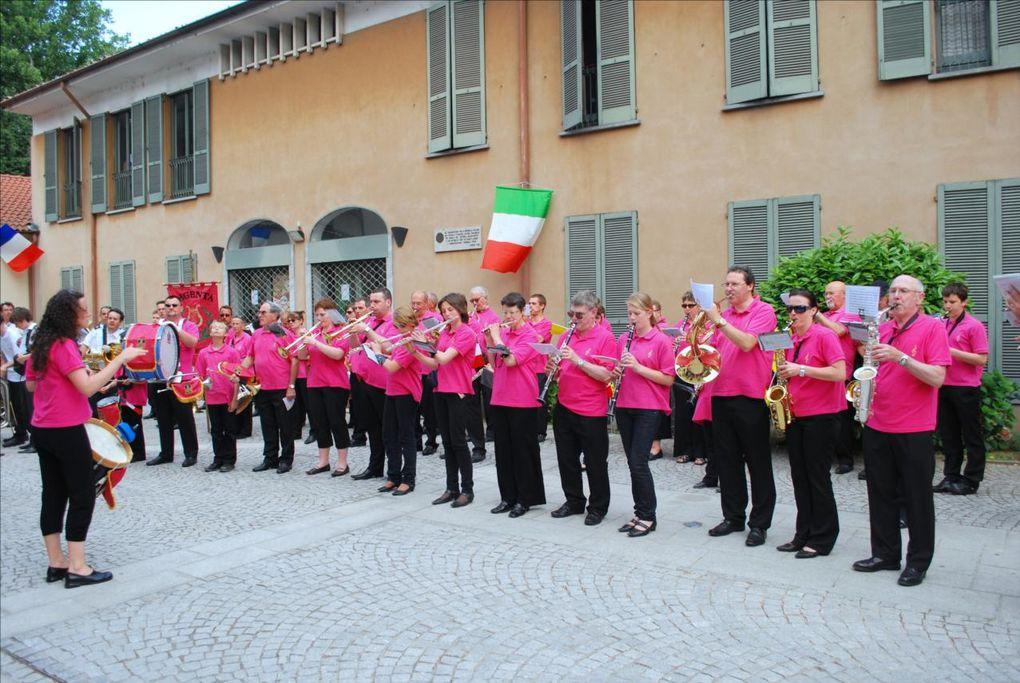 Album - Italie-2009-defile-Magenta-et-photos-de-groupe