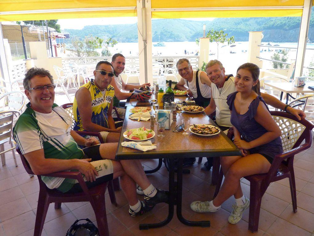 Séjour club en Espagne