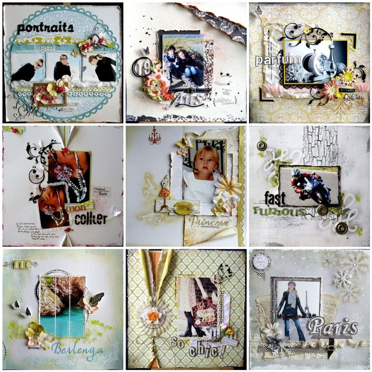 Album - Pages 30 x 30