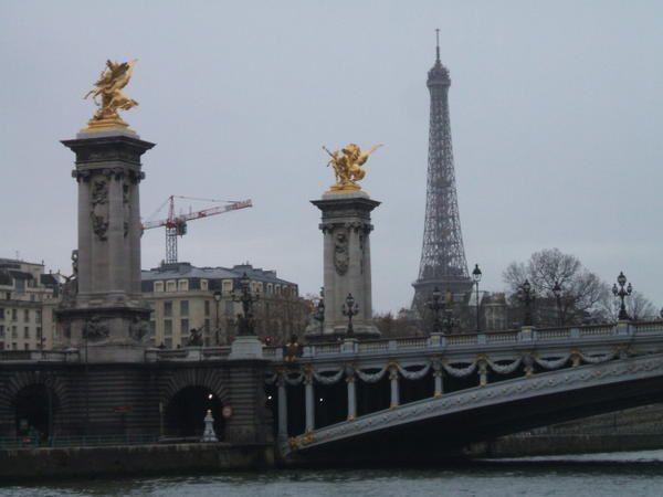 image de Russie et retours en France avecx un passage a Paris.