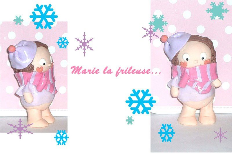 Album - Figurines fimo
