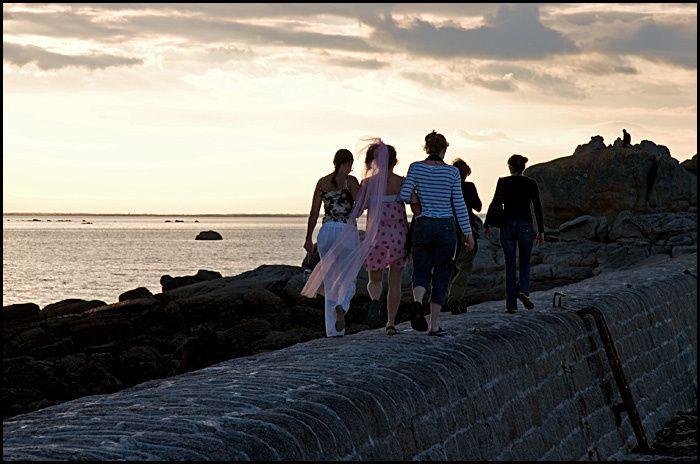 Erquy, charmant petit port, mais aussi la Bretagne dans son ensemble.