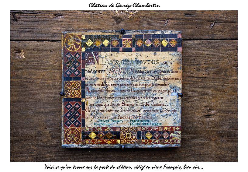 Album - Gevrey-Chambertin