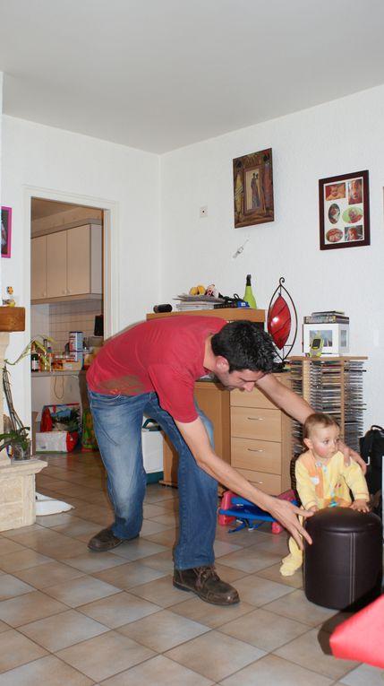 Chez Gladou et Benoît, tout est permis! ^^