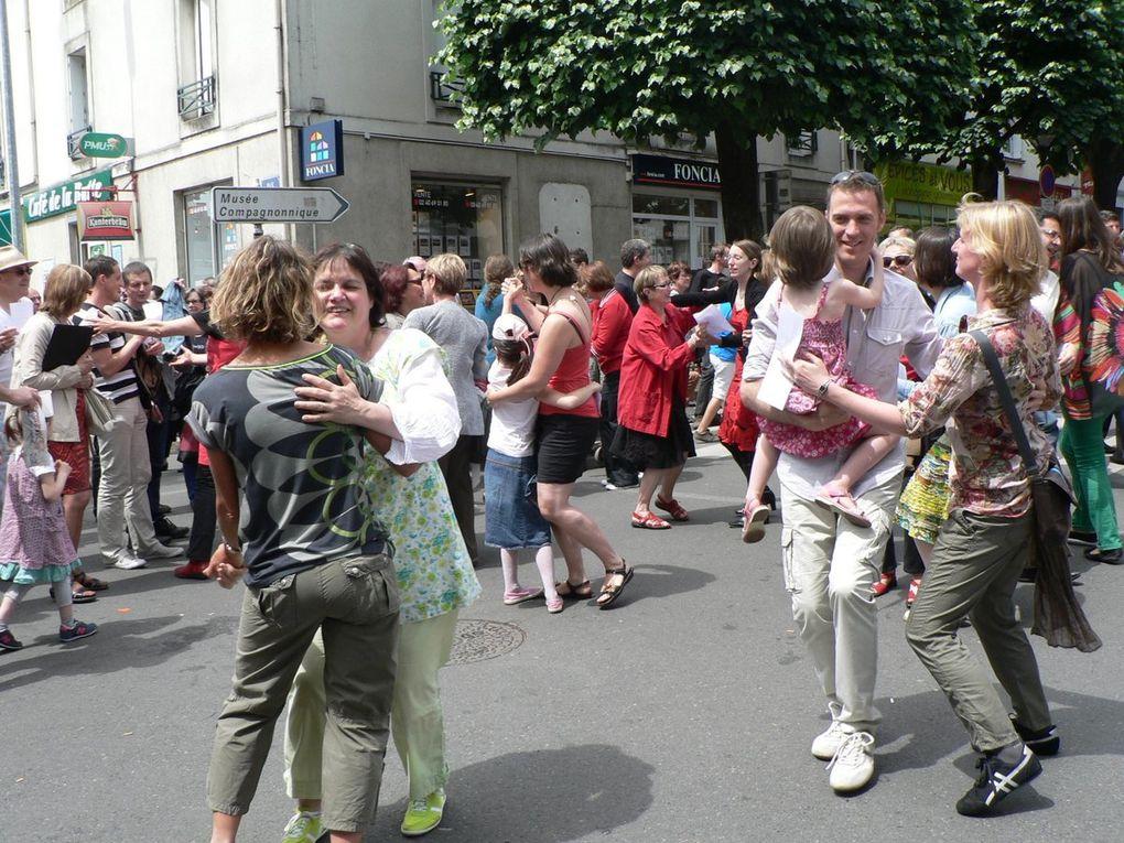 les 20 ans des Buttineries de Ste Anne à Nantes