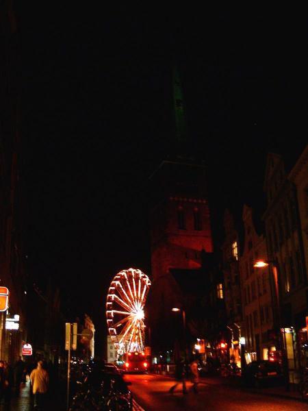 Vom 30.11.-05.12.2008 zum SEE 1- Lehrgang in Lübeck.