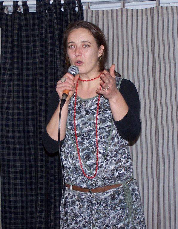 Soirée autour de l'oeuvre de Lewis Caroll et Alice au pays des Merveille, en 2007