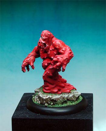 Figurines studio pour le jeu paintbrawl / Studio paintings for Paintbrawl the game