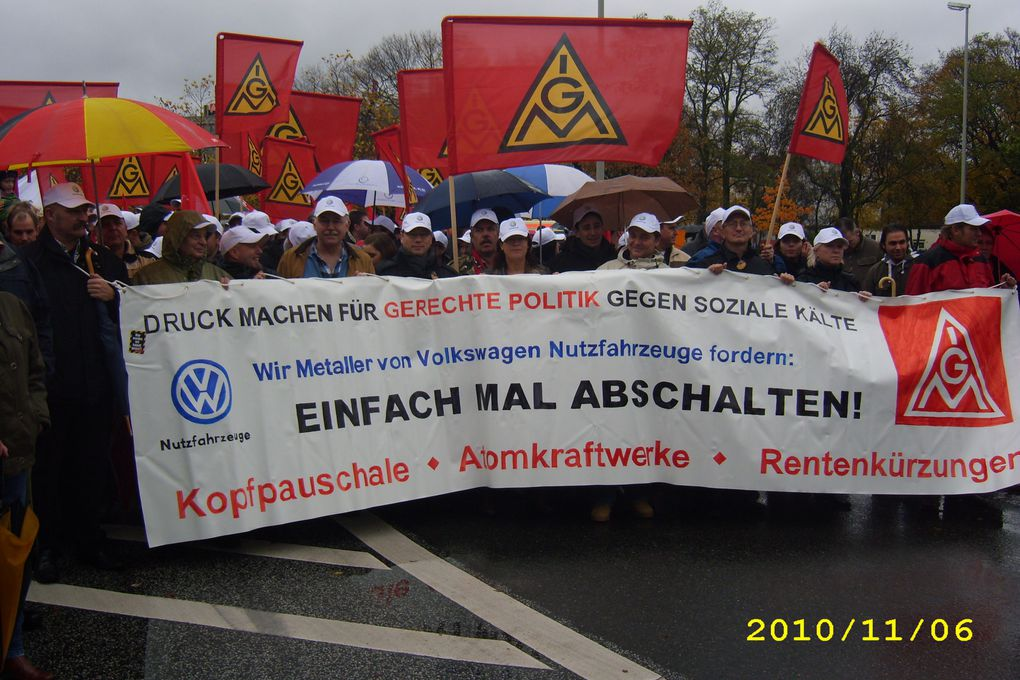 Album - 6.11.10 Hannover Demo