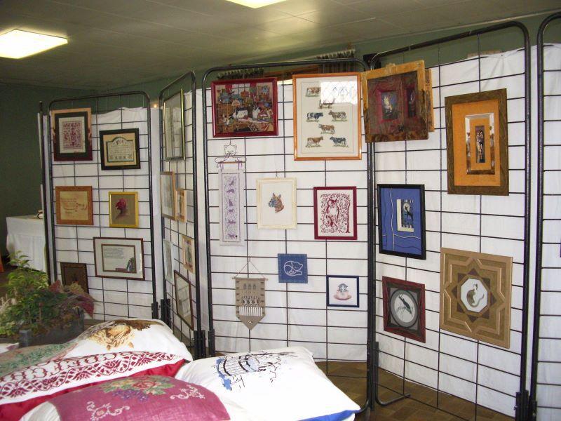 Voici une petite retrospective de notre expo 2009