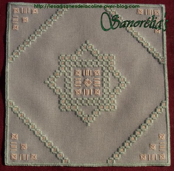 Album - SANORELIA- Broderies