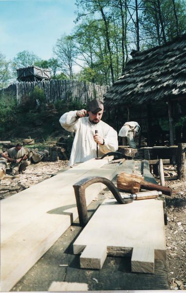 Album - GUEDELON DE 1999 A 2004