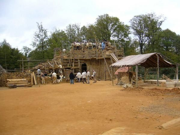 Album - GUEDELON 2005