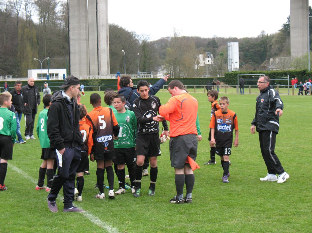 Album - archives U13 (2011-2012)