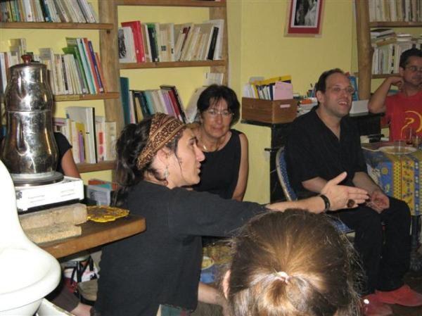 Le dernier vendredi de chaque mois à 20H30 à la librairie-bibliothèque Scrupule à Montpellier