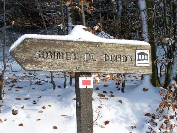 Album - Le Donon. été - hiver
