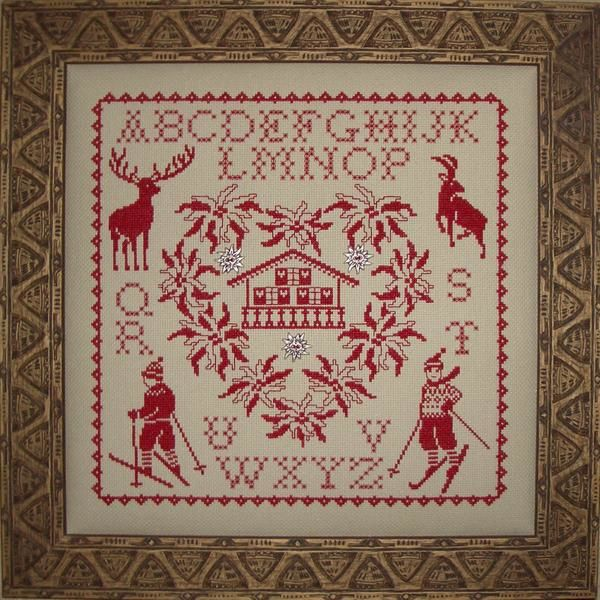 Album - Broderies-en-rouge