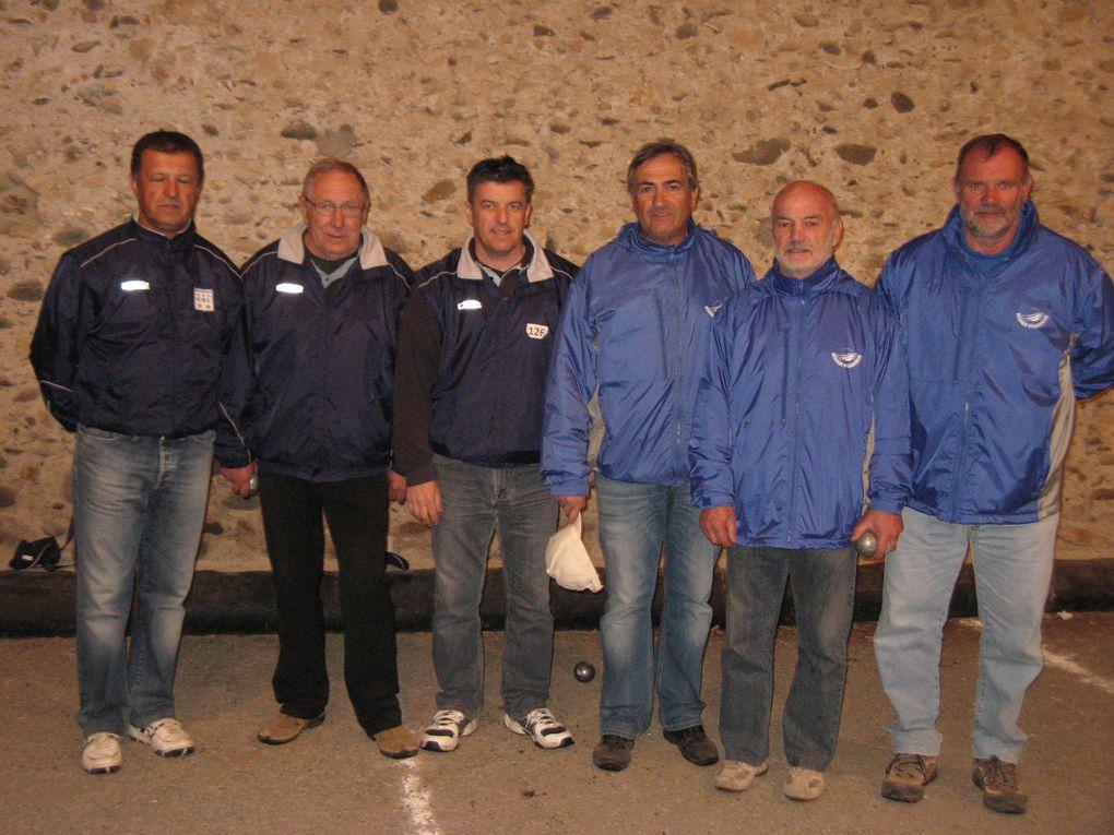 4ème tour championnat zone Comminges 03.11