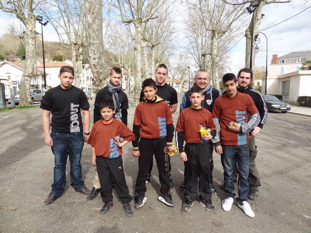 Album - Salies-du-salat-les jeunes 2014