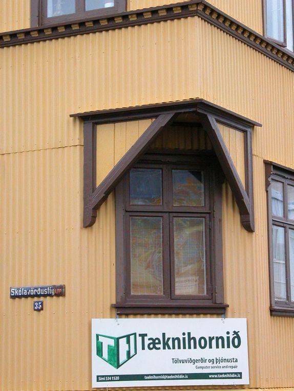 Album - 2007-07/08 1500 Kms à Vélo autour d'Islande
