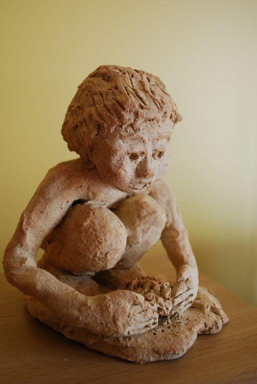 Album - sculptures sara ernael madsen