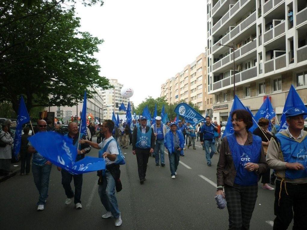 Album - 2010  27 Mai &quot&#x3B;Manif- à Lille pour les Retraites