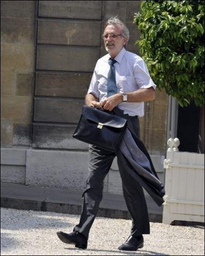 Album - Jacques Voisin Président confédéral CFTC