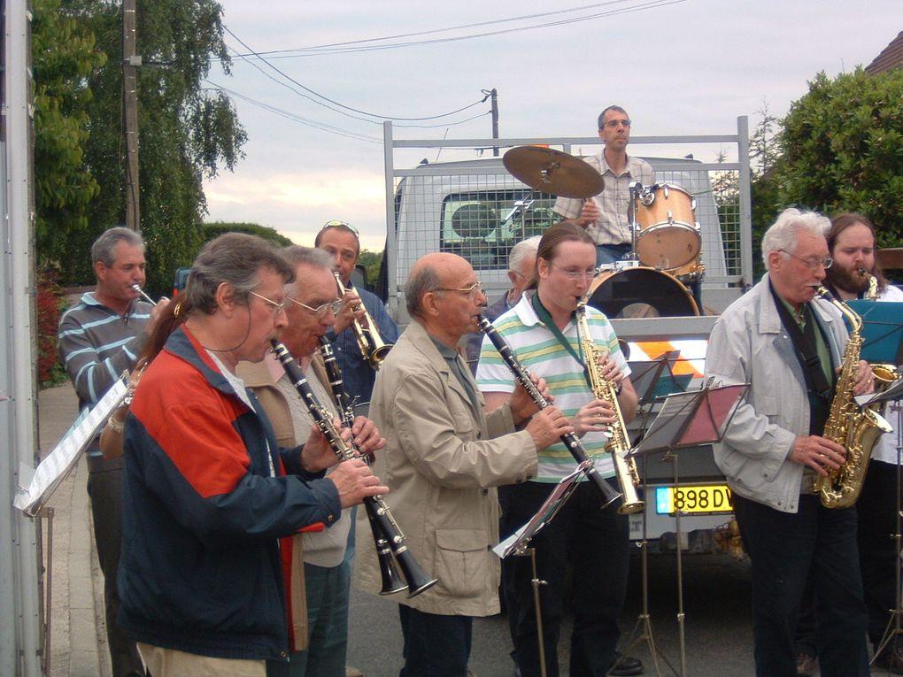 Photos de l'Harmonie Municipale de Juziers