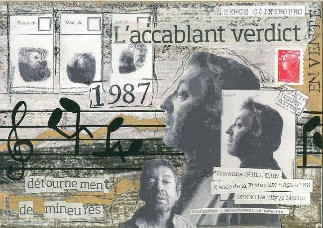 Album - Mail-Art--Art-Postal