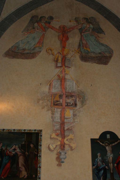 Album - 2012-Eglise Saint-Mathieu de Salers restaurée