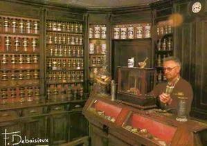 Actuel musée de Salers