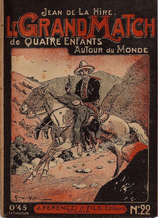 Jean de LA HIRE aux éditions Ferenczi