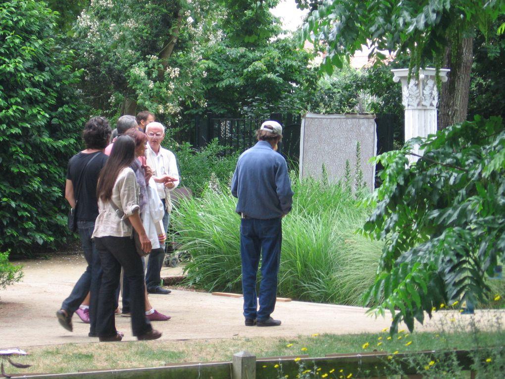 jARDINS DU MUSEUM D' HISTOIRE NATURELLE LA ROCHELLE EXPOSITION EN PLEIN-AIR