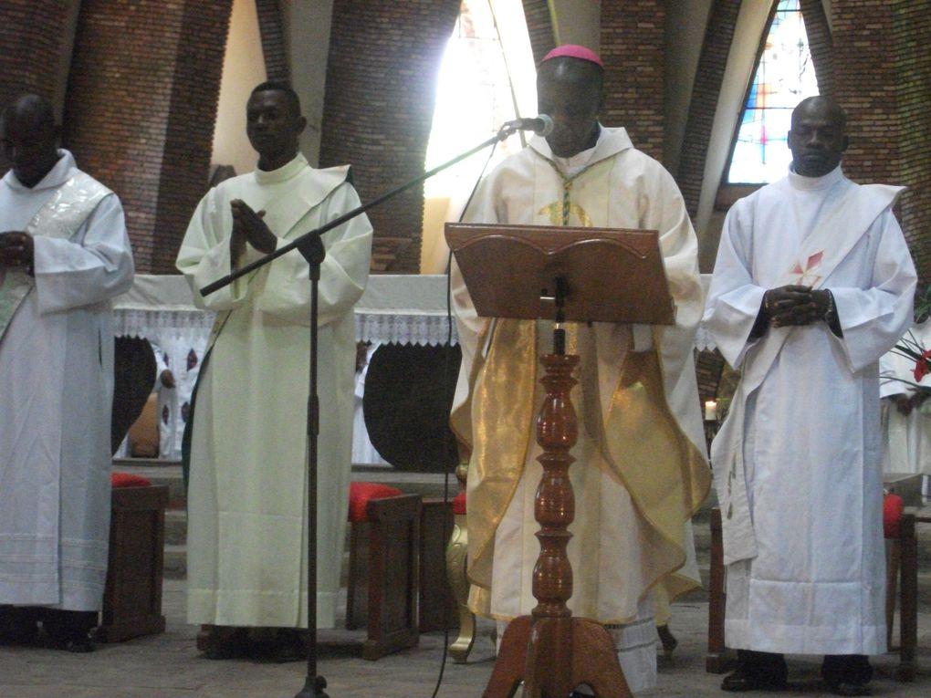 photos de célébrations et manifestations Ecclésiales