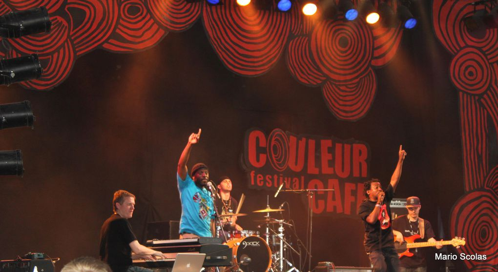 Album - Couleur Cafe