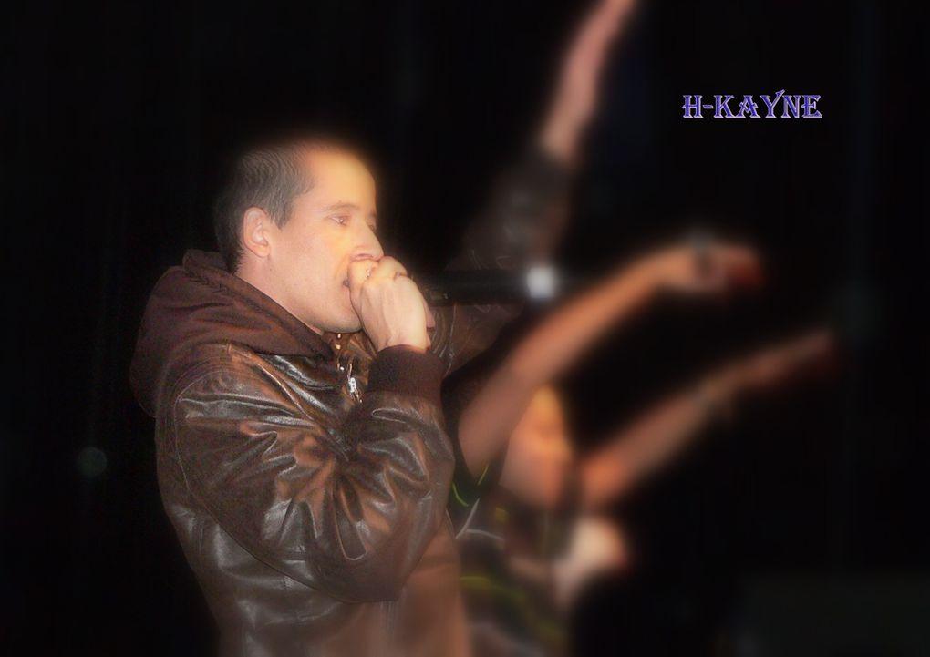 H-Kayne probablement le groupe de rap marocain qui a le plus de succès auprès des jeunes générations du Maroc. H-Kayne c'est avant tout Adil, Azzeddine, Othman et Hatim. Il y en avait un 5ème qui a quitté le groupe.