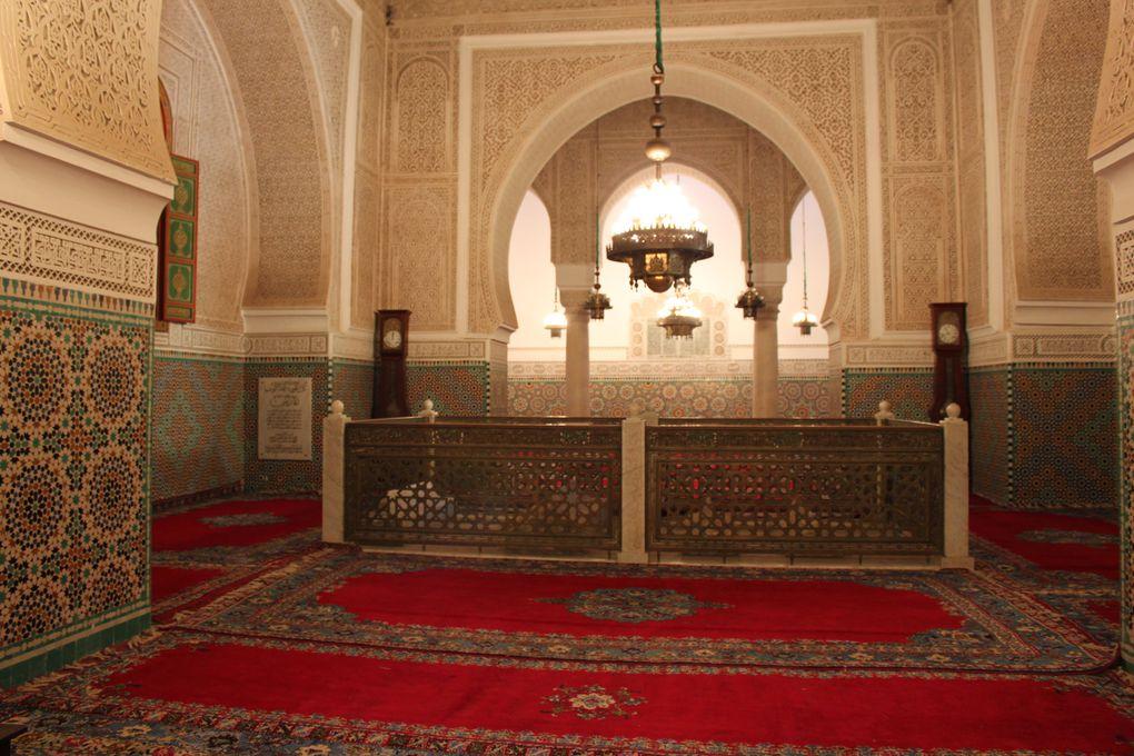 Quelques photos de Meknès prises par Mario Scolas