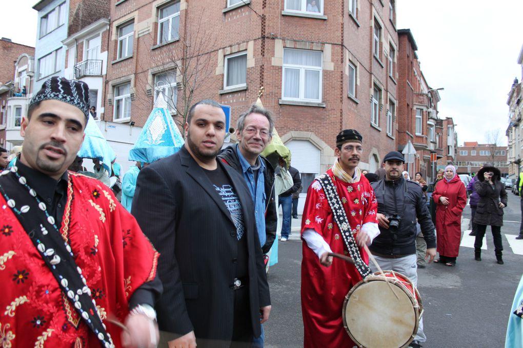 groupe Hamid Tarzan-arts-populaires marocains de Bruxelles