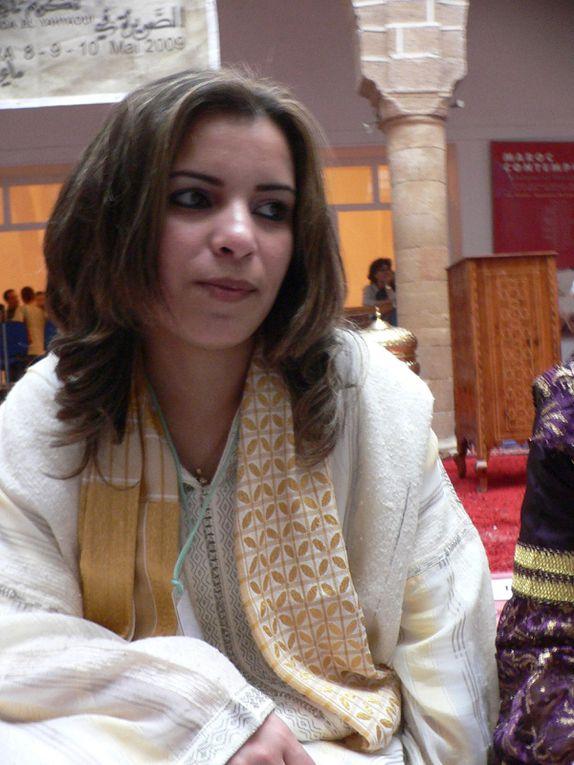 warchane slam l'malhoune à Essaouira - mario scolas hommage à Majda el Yahyaoui - 2009