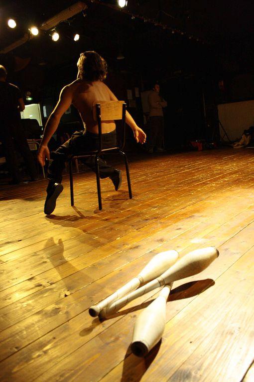 Album - Théâtre Ca respire encore