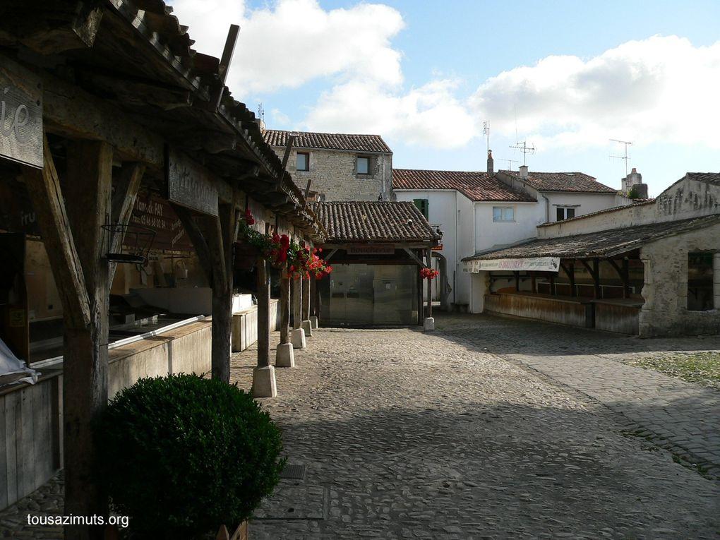 Visite du charmant village de Saint Martin
