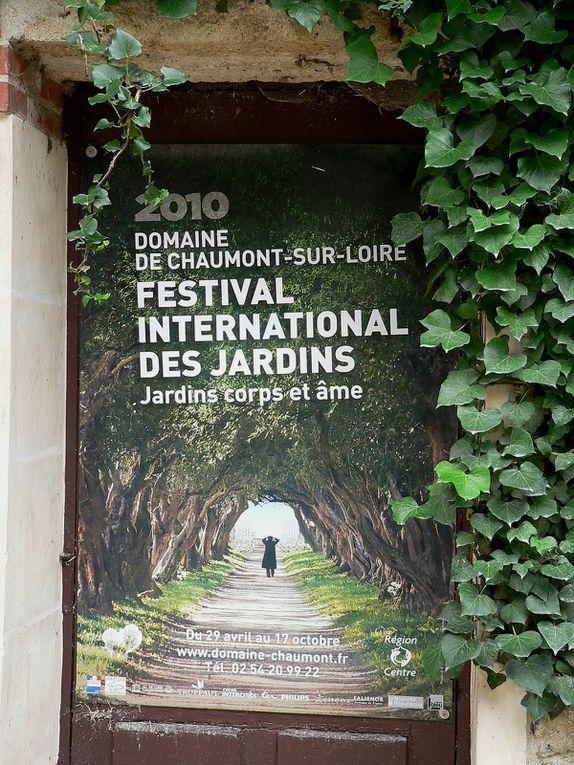 Visitez les 26 jardins du festival 2010 de nuit comme de jour.