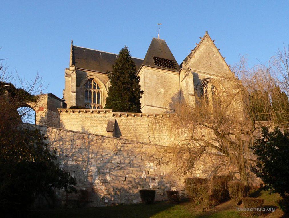 Les villages de Picardie qui me tombent sous la main et me plaisent