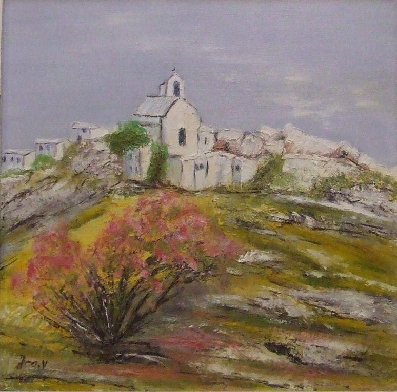La Palette de Saintonge a exposé aux Bénédictines de Saint-Jean-d'Angély. Le prix du public sera remis le 10 mai 2009.