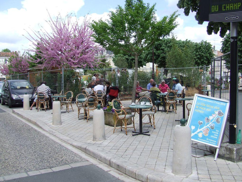 A Saint-Jean-d'Angély 1er et 2 mai 2010