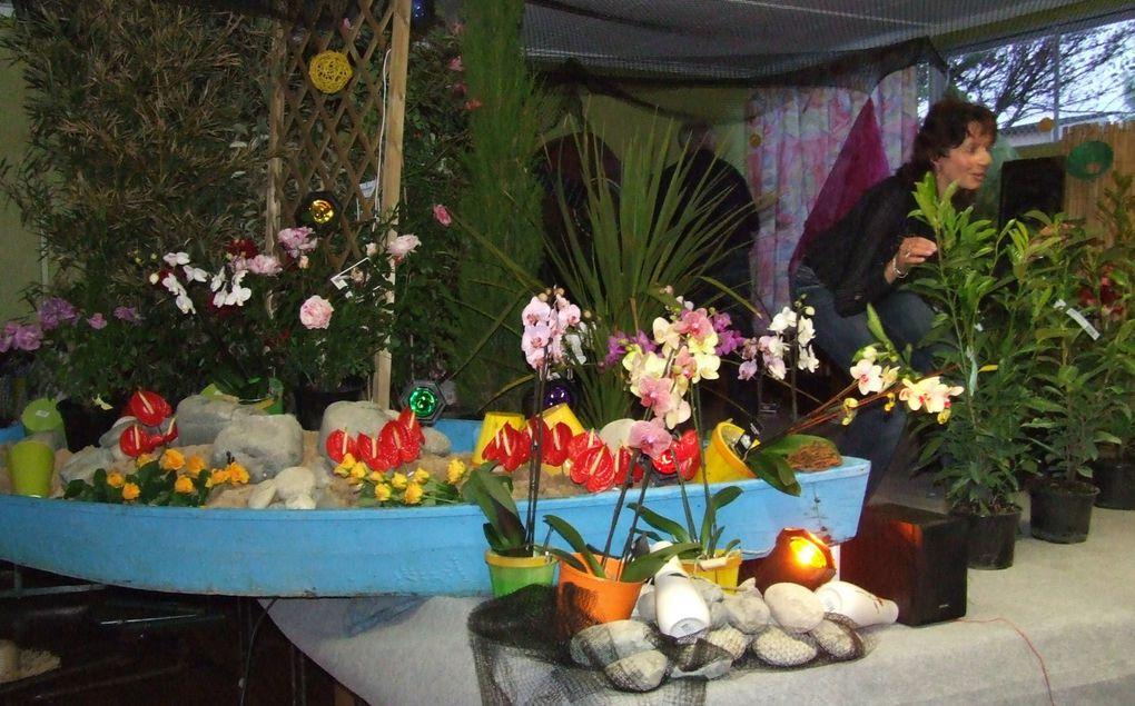 A l'occasion de la 11e brocante, la commune de La Vergne a fêté ses artisans les 9 et 10 mai 2009, par un spectacle gratuit à la salle municipale.