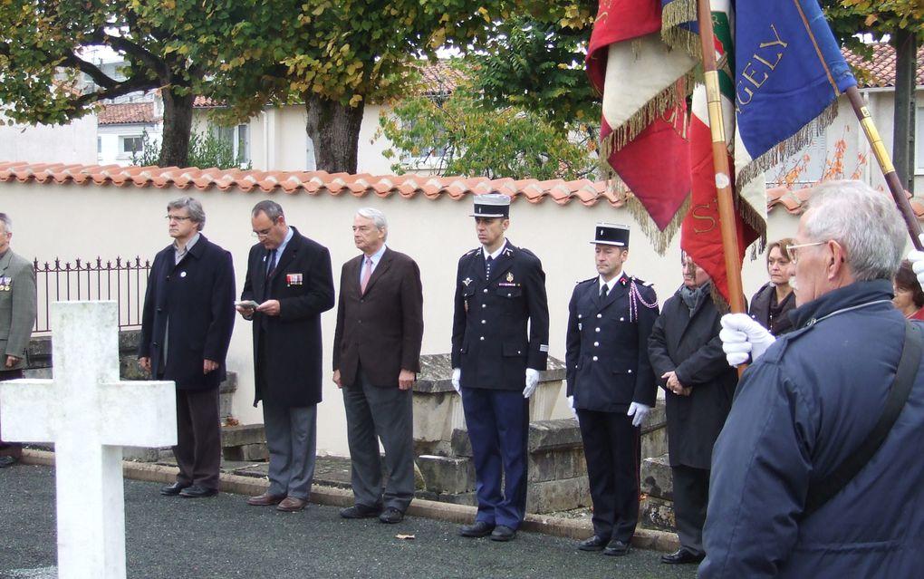 Commémoration à Saint-Jean-d'Angély