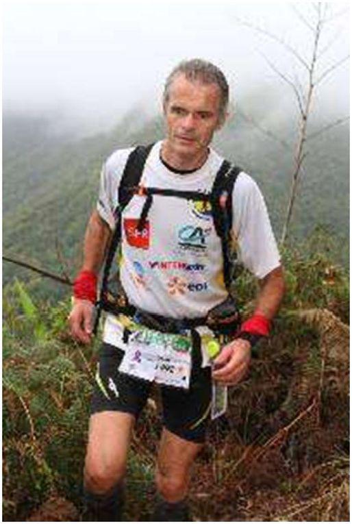son Aventure , racontée par Denis Bouteille ( Triathlon Club de TORCY )